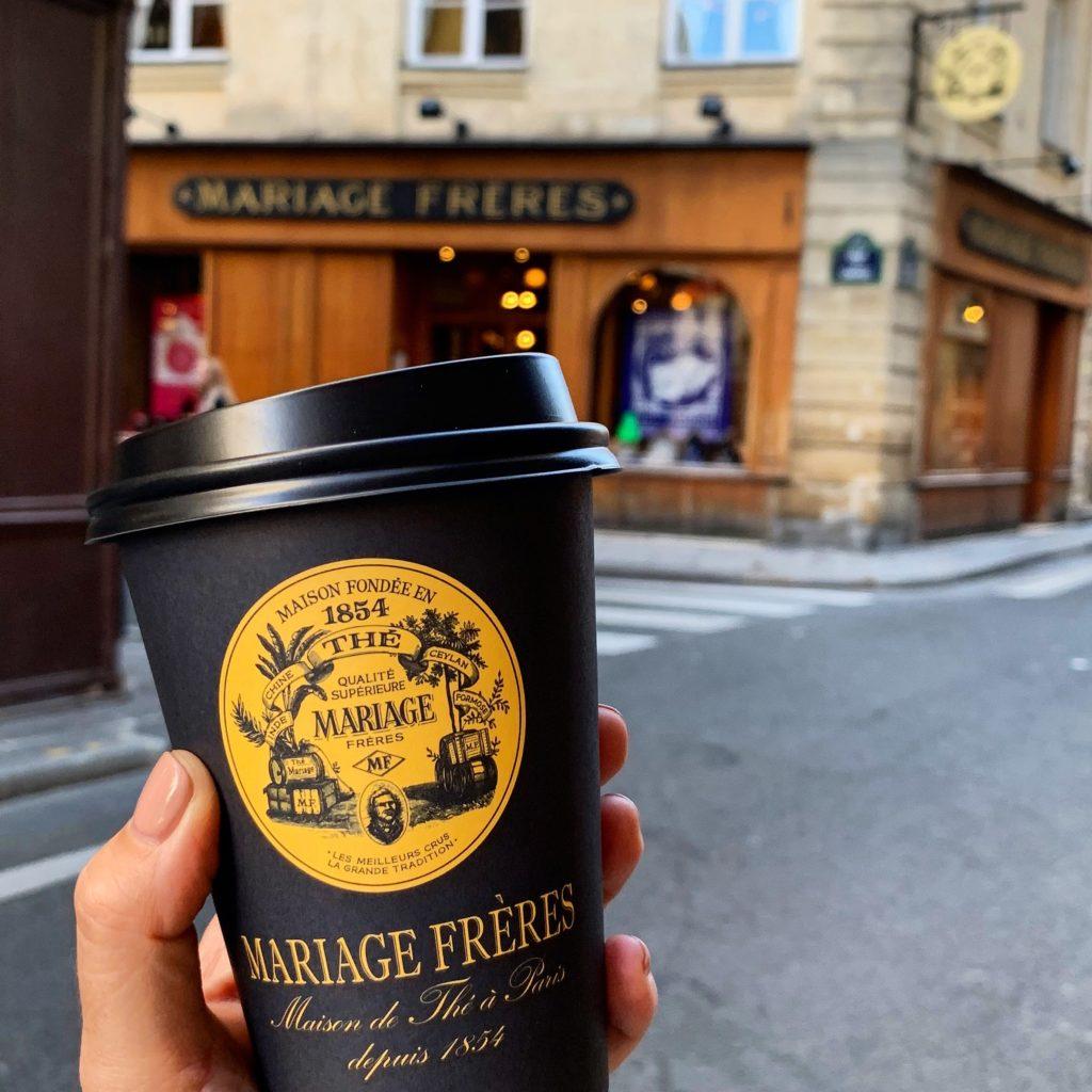 Mariage Freres Paris