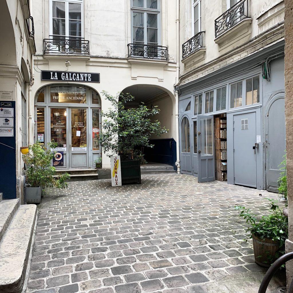 La Galcante Paris