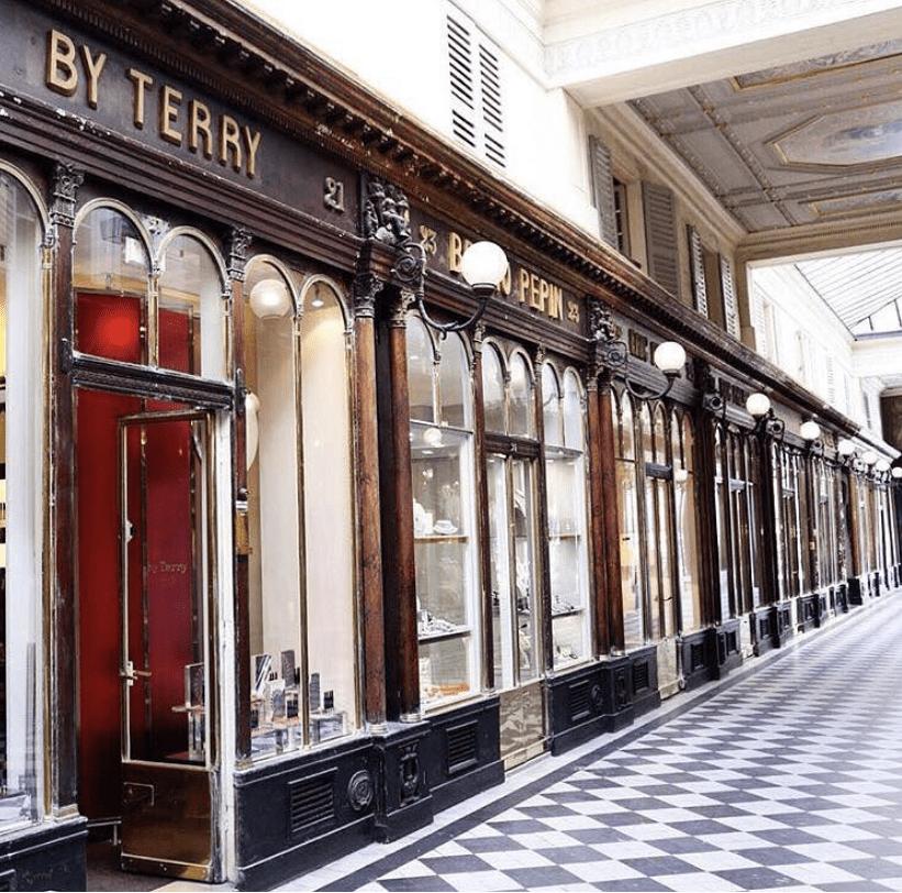By Terry boutique Paris