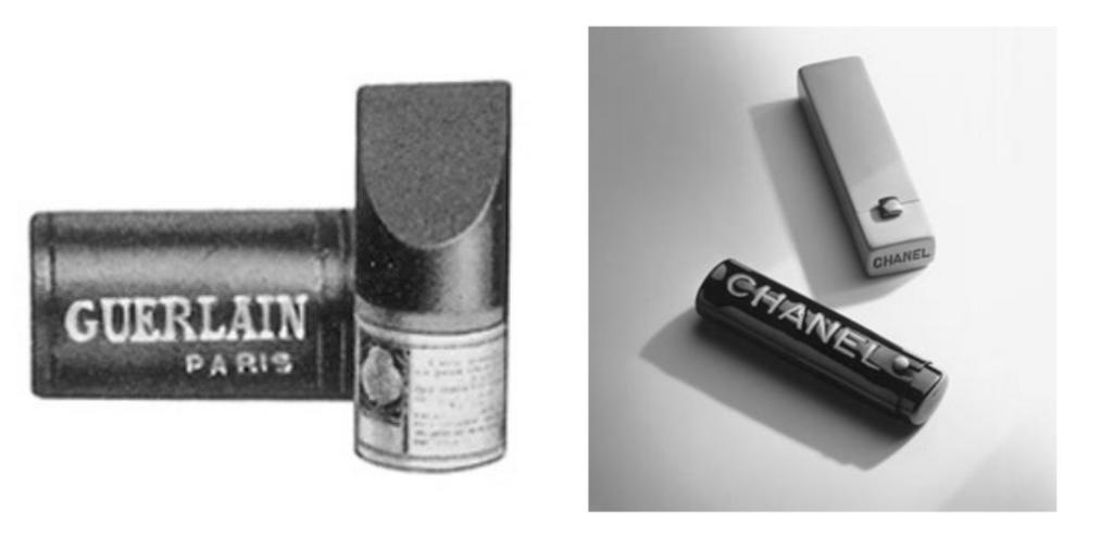 First lipstick Guerlain Chanel