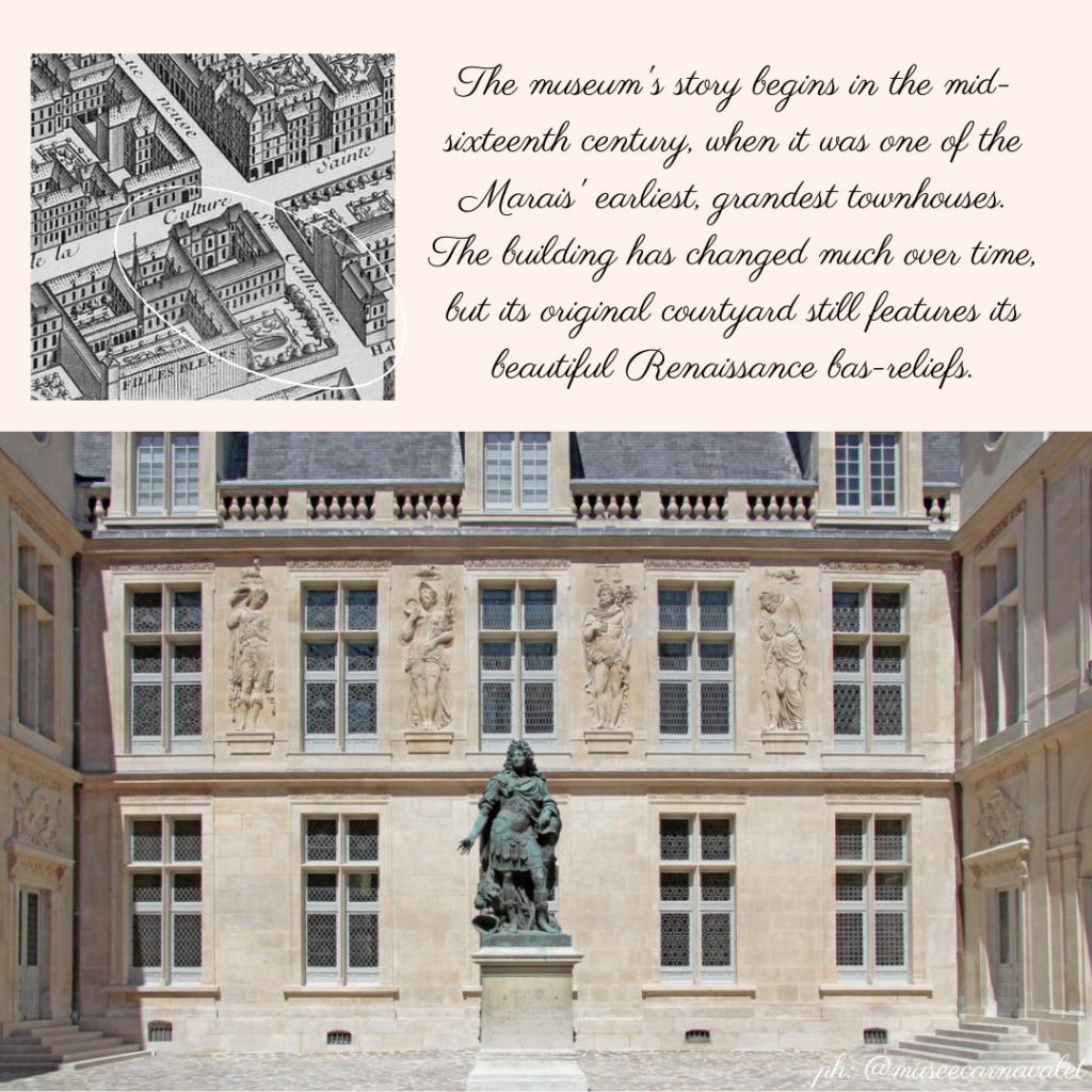 Musee Carnavalet Renaissance