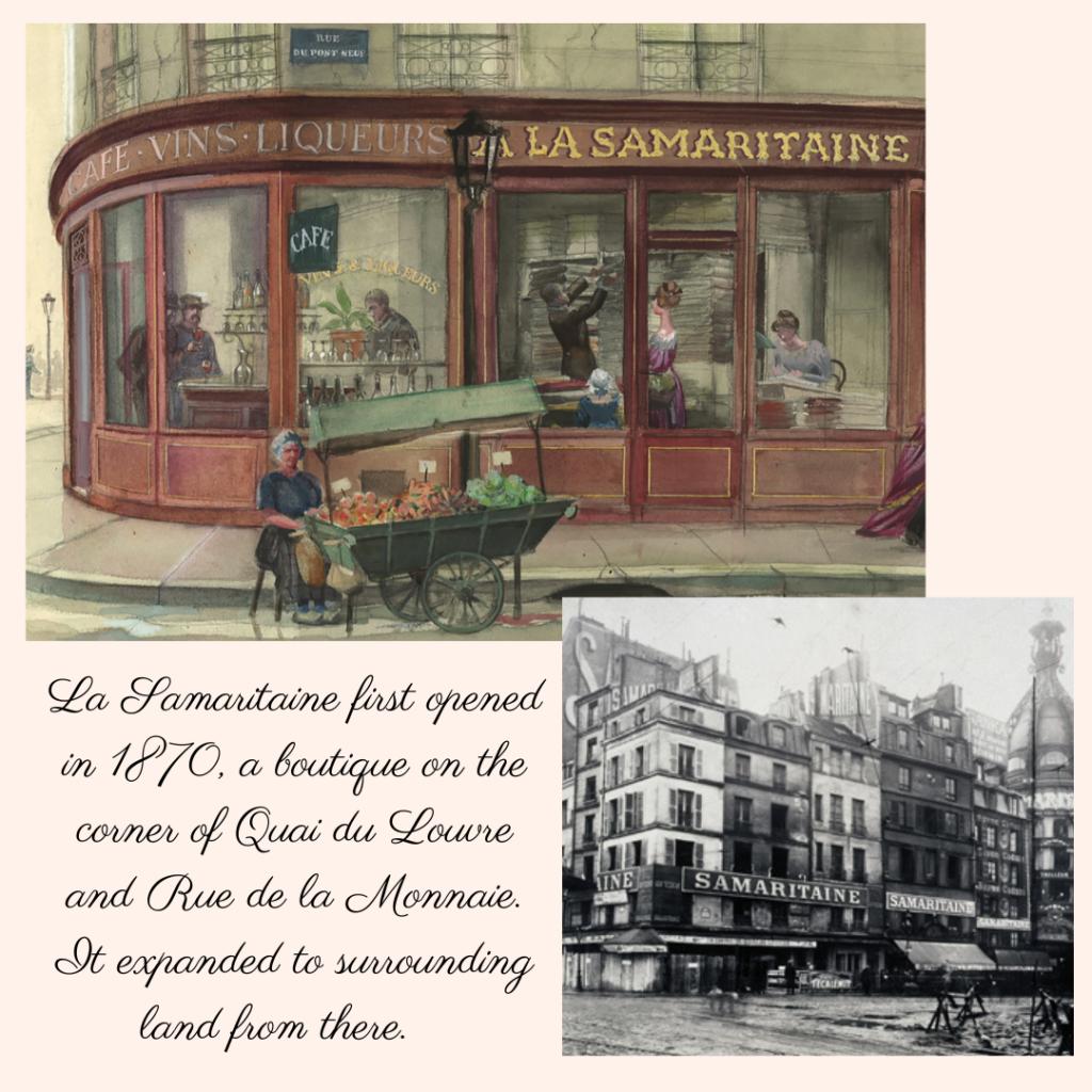 La Samaritaine Paris Reopens