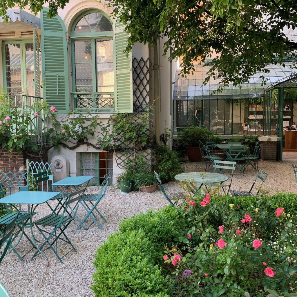 Musée de la Vie Romantique Rose Bakery