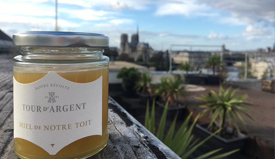 La Tour d'Argent honey