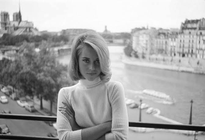 Jane Fonda Paris