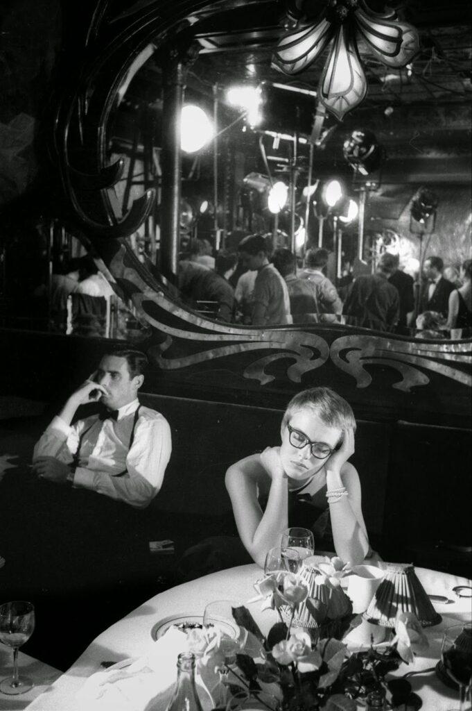 Jean Seberg Paris