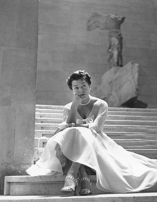 Lana Turner Paris