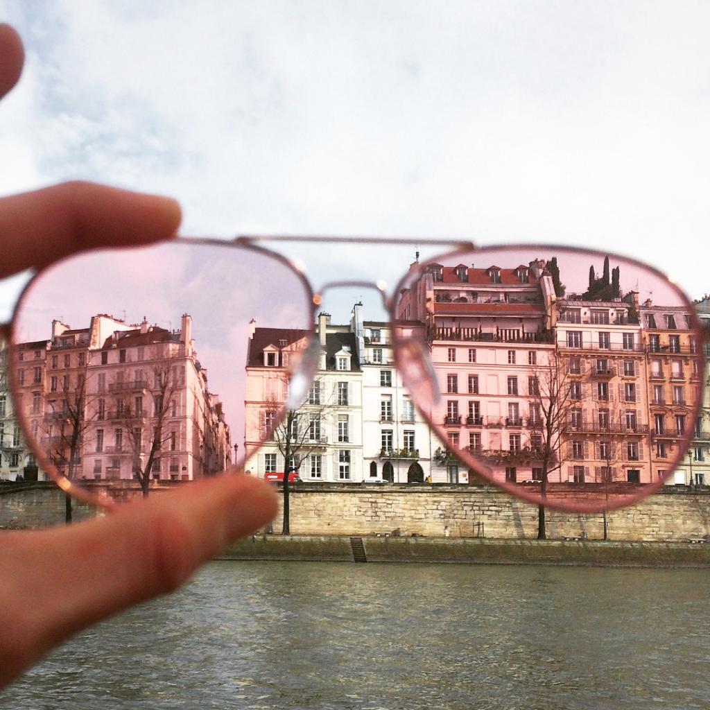 Paris La Vie en Rose